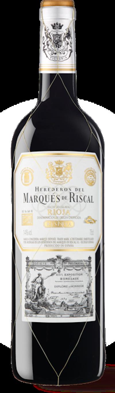 Marqués de Riscal - Rioja Reserva DOCa Halbflasche