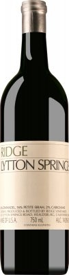 Ridge Vineyards - Lytton Springs Zinfandel, 2008