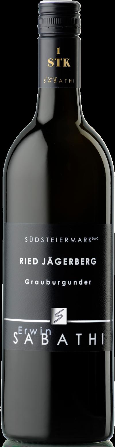 Sabathi Erwin - Grauburgunder Ried Jägerberg