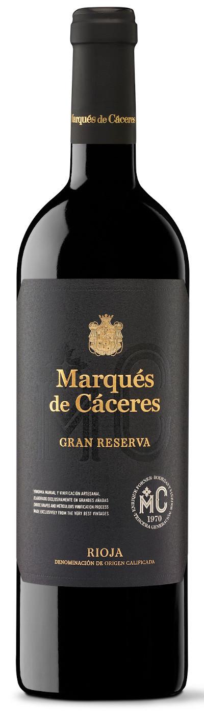Marqués de Cáceres - Rioja Gran Reserva