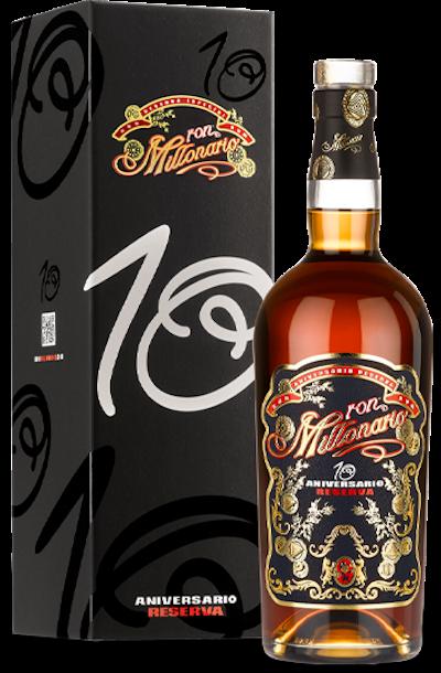 Ron Millonario - 10 Jahre Reserva Rum