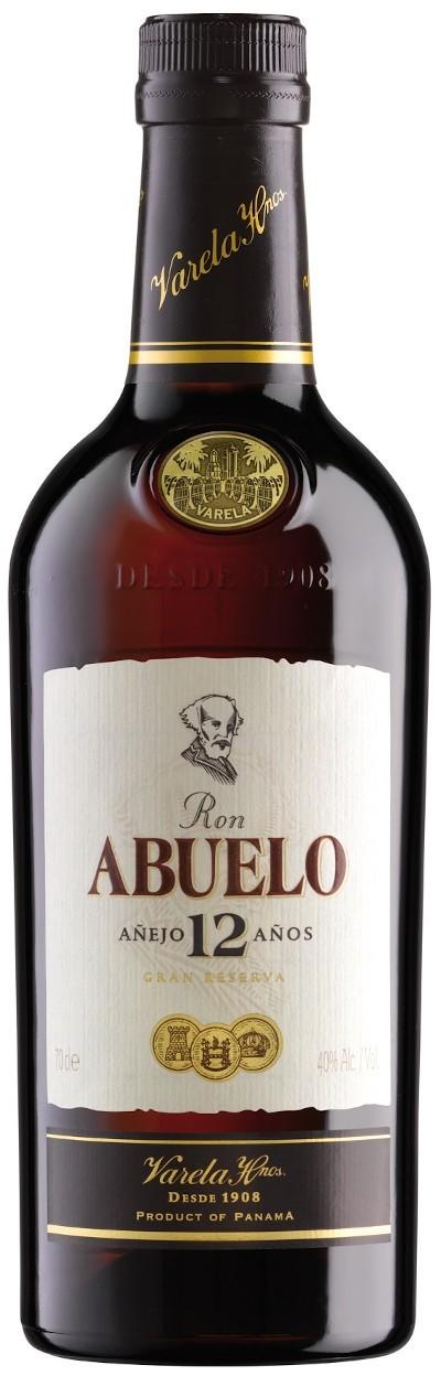 Abuelo - 12 años Rum