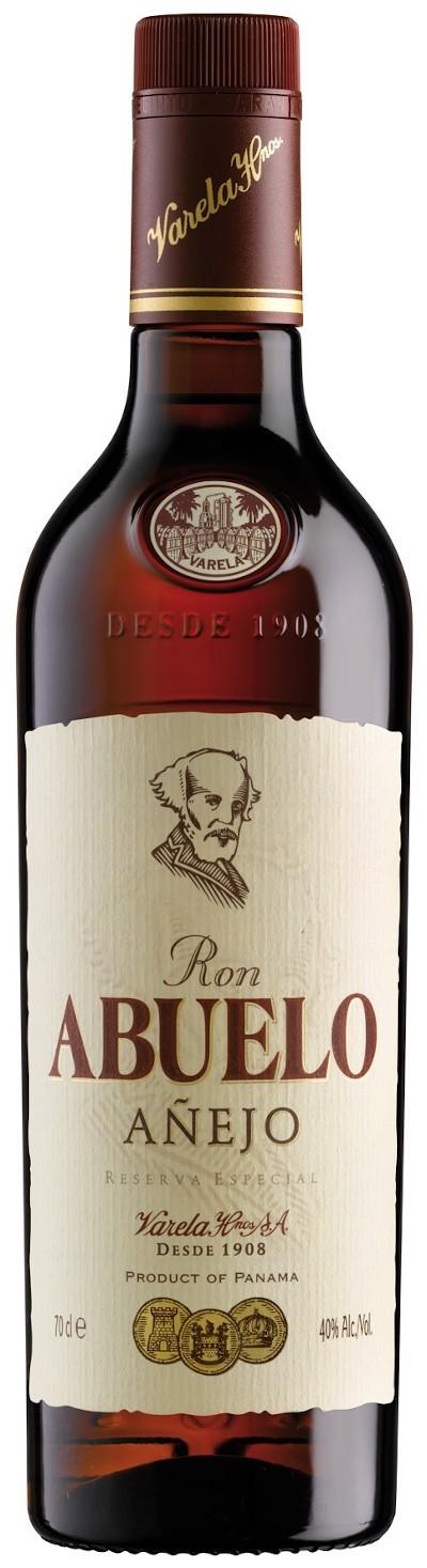 Abuelo - Añejo Rum