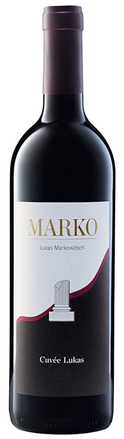 Lukas Markowitsch - Rote Cuvée Lukas Magnum