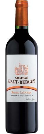 Chateau Haut Bergey - Pessac-Leognan Rouge ,2011