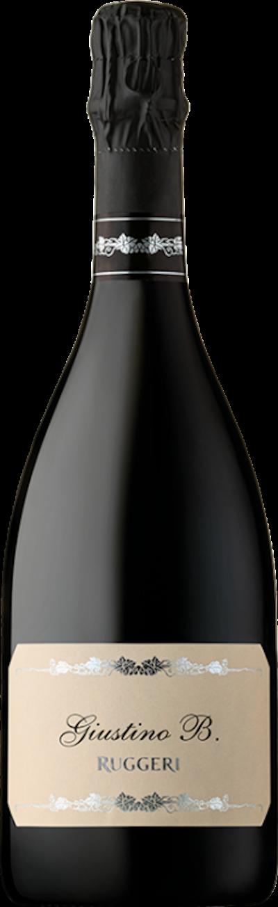 Ruggeri - Guistino B. Valdobbiadene Prosecco Superiore DOCG Extra Dry Millesimato