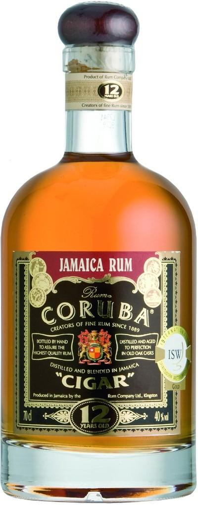 Coruba - 12 years Cigar Rum