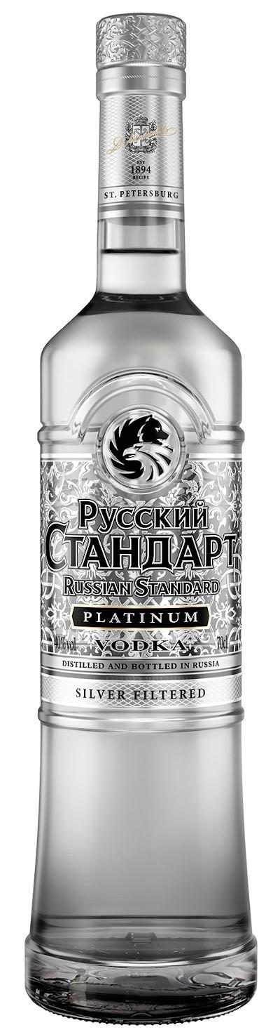 Russian Standard - Platinum Vodka
