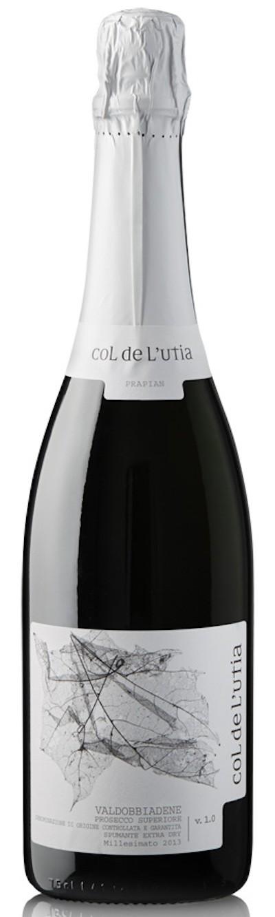 Sacchetto - Prosecco Valdobbiadene Superiore Extra Dry Col De L'Utia DOCG