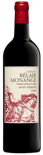 Saint Emilion 1gcc. - Ch.Belair-Monange, 2013