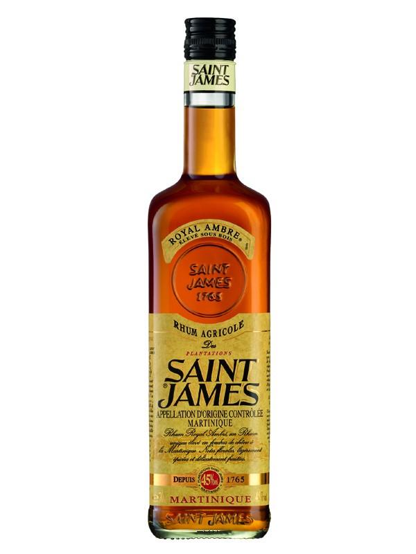 Saint James - Royal Ambre Rhum