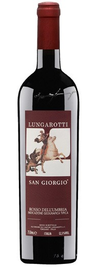 Giorgio Lungarotti - San Giorgio Cabernet Sauvignon, 1982