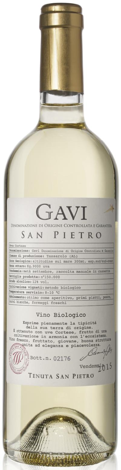 San Pietro - Gavi DOCG bio