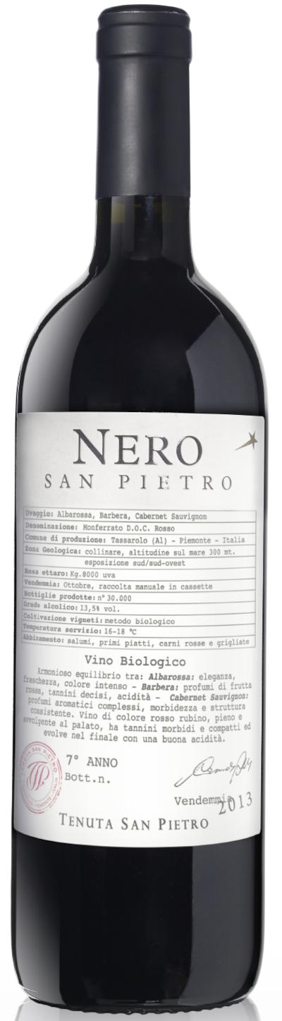 San Pietro - Nero Monferrato Rosso DOC bio