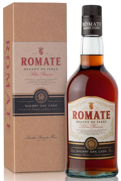 Sanchez Romate - Romate Brandy de Jerez Solera Reserva