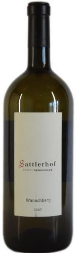 Sattlerhof - Sauvignon Blanc Kranachberg Magnum, 2013