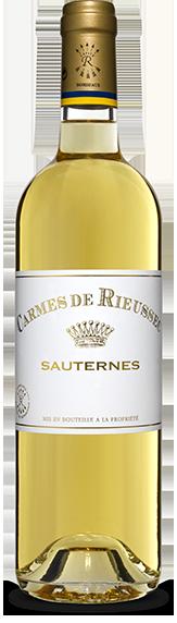 Carmes De Rieussec - Sauternes, 2013