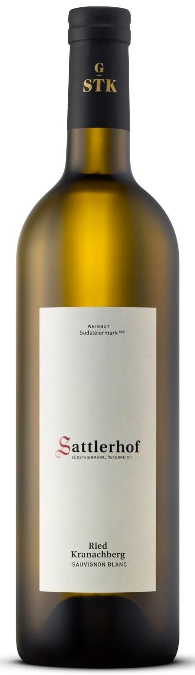 Sattlerhof - Sauvignon Blanc Ried Kranachberg bio, 2016
