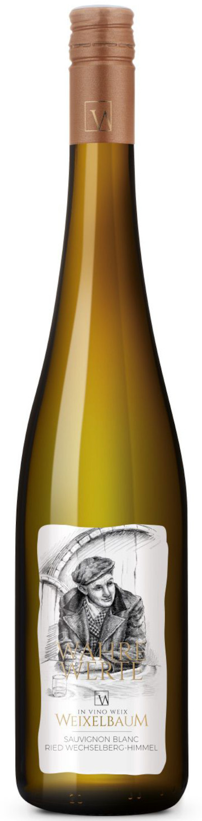 Weixelbaum - Sauvignon Blanc Ried Wechselberg-Himmel Wahre Werte