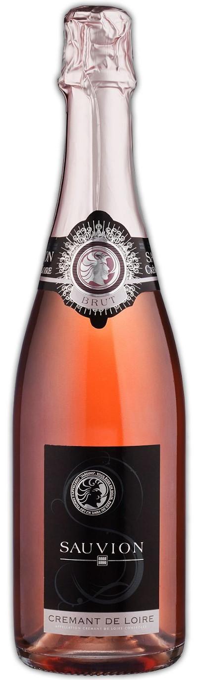 Sauvion Crémant de Loire Méthode traditionelle rosé
