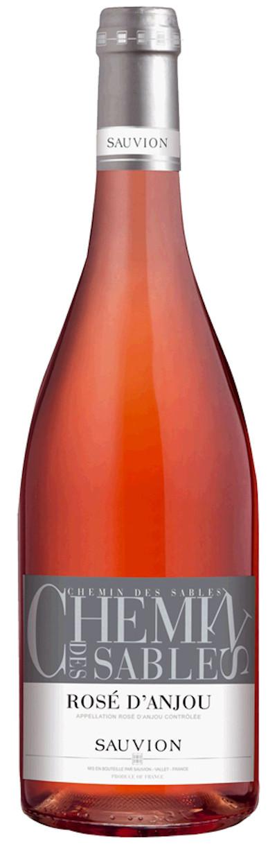 Sauvion - Rosé d'Anjou Chemins des Saules
