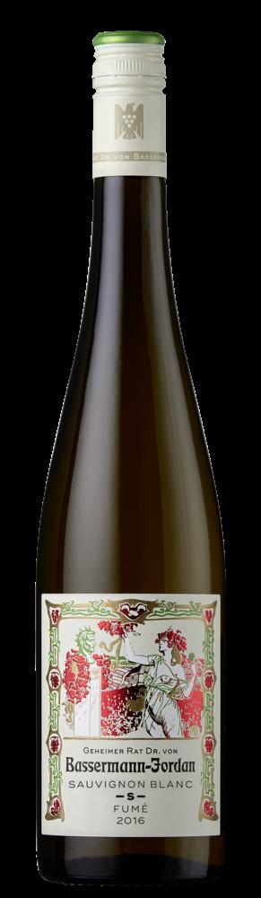 Bassermann-Jordan - Sauvignon Blanc S Fumé bio, 2017