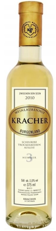 Kracher - Scheurebe Nr. 3 Zwischen den Seen Trockenbeerenauslese, 2010
