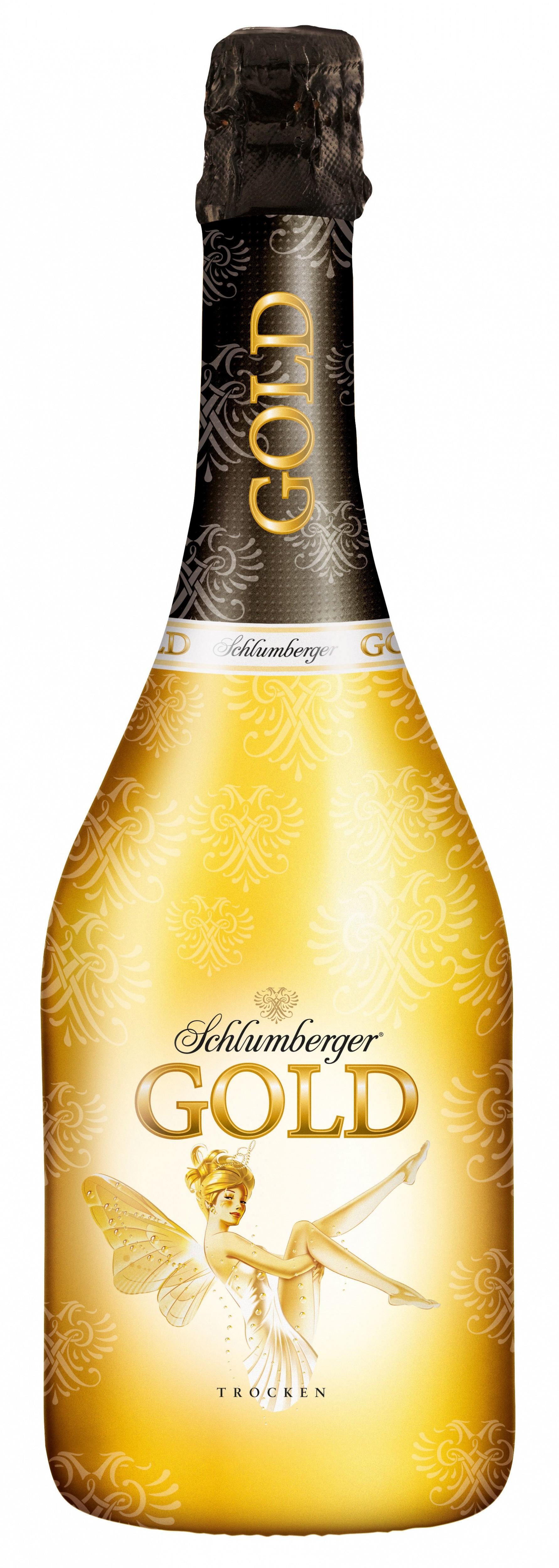 Schlumberger - Gold