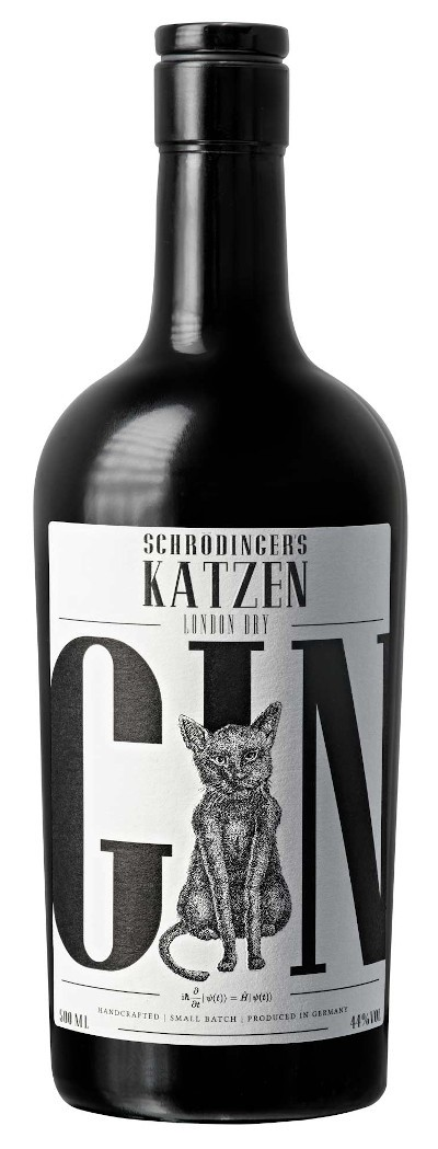 Schrödingers Katzen - London Dry Gin