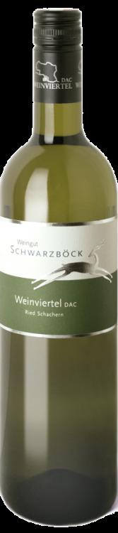Schwarzböck - Grüner Veltliner Weinviertel DAC Bisamberg-Kreuzenstein, 2018