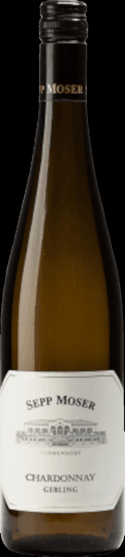 Sepp Moser - Chardonnay Gebling bio