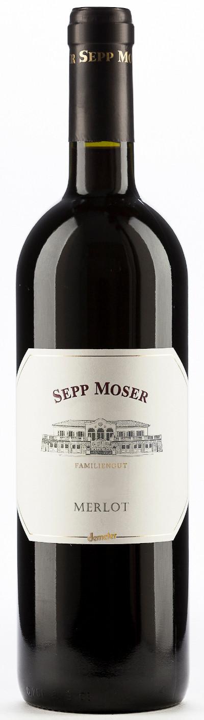 Sepp Moser - Merlot bio