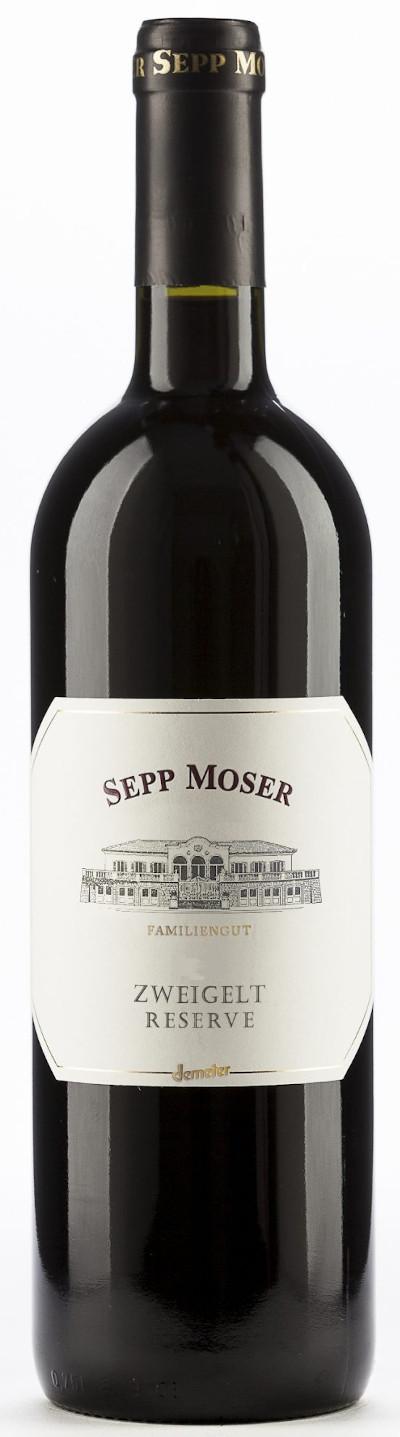 Sepp Moser - Zweigelt Reserve bio