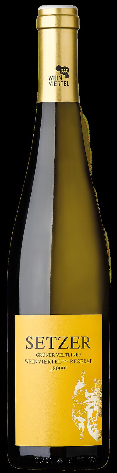 Setzer - Grüner Veltliner 8000 Weinviertel DAC Reserve