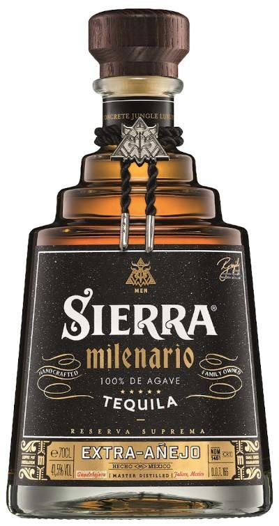 Sierra - Milenario Extra Añejo Tequila