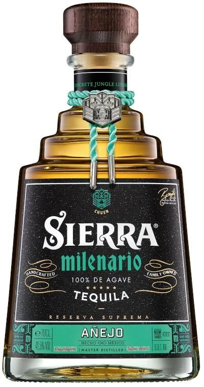 Sierra - Milenario Añejo Tequila