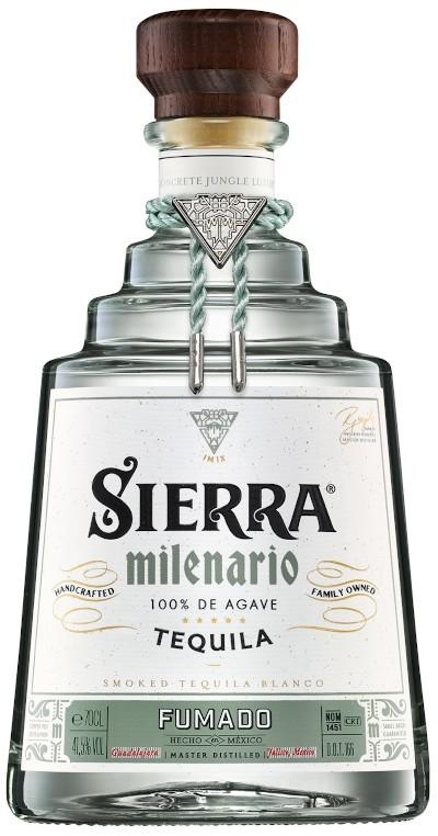 Sierra - Milenario Fumado Tequila