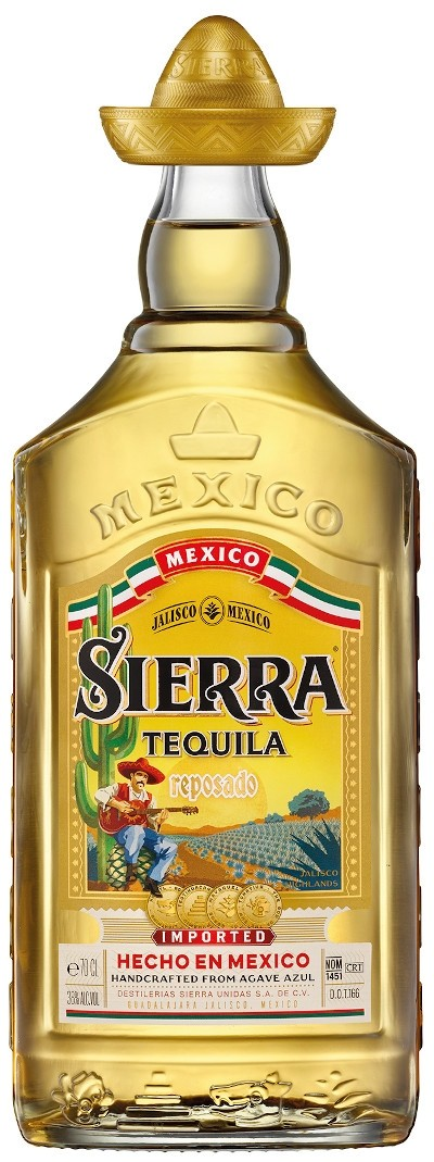 Sierra - Reposado Tequila