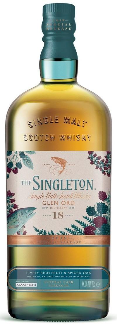 Singleton - Glen Ord 18y Special Release Single Malt Scotch Whisky, 2019