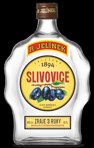 Jelinek - 3 years Slivovice