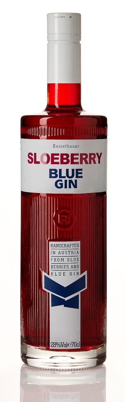 Blue Gin - Sloeberry Gin