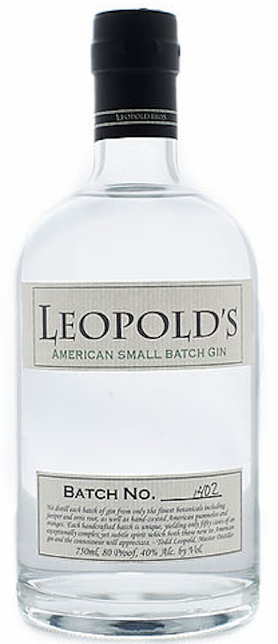 Leopold's - Small Batch Gin