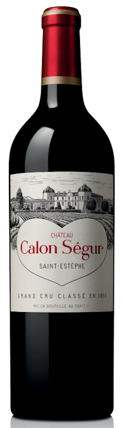 Chateau Calon Segur - St. Estephe, 2013