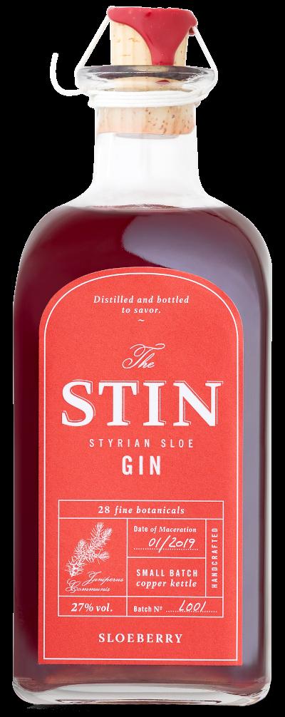 Stin - Styrian Sloeberry Gin