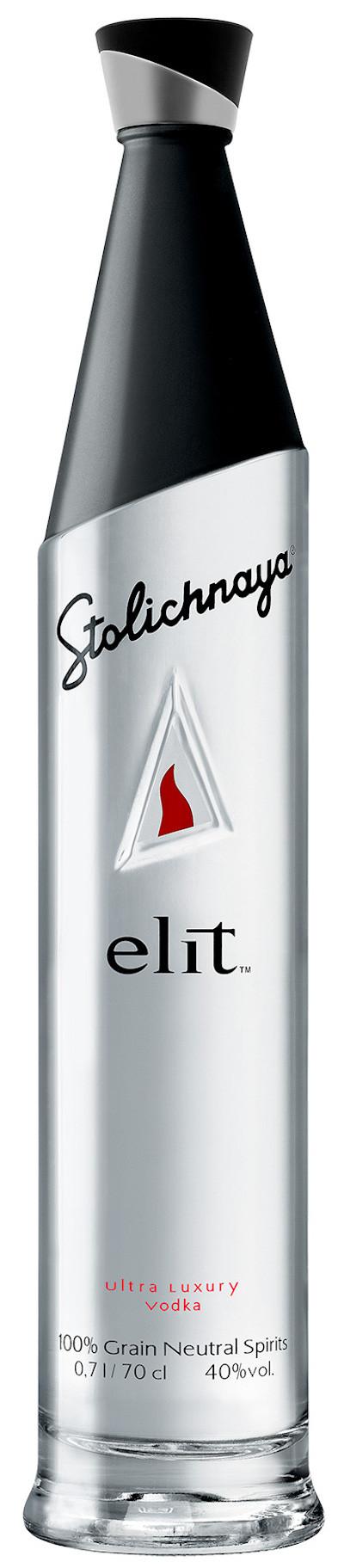 Stolichnaya - Elit Vodka
