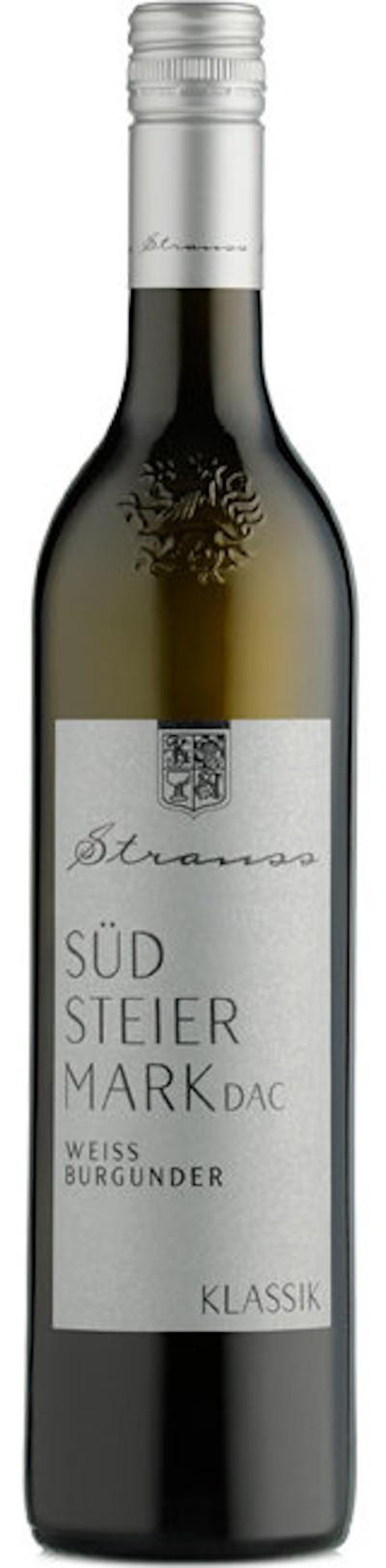 Strauss - Weißburgunder Südsteiermark DAC