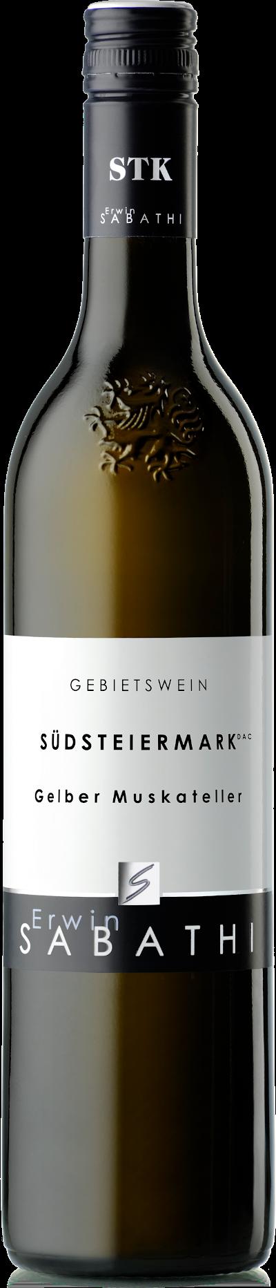 Sabathi Erwin - Gelber Muskateller Südsteiermark DAC
