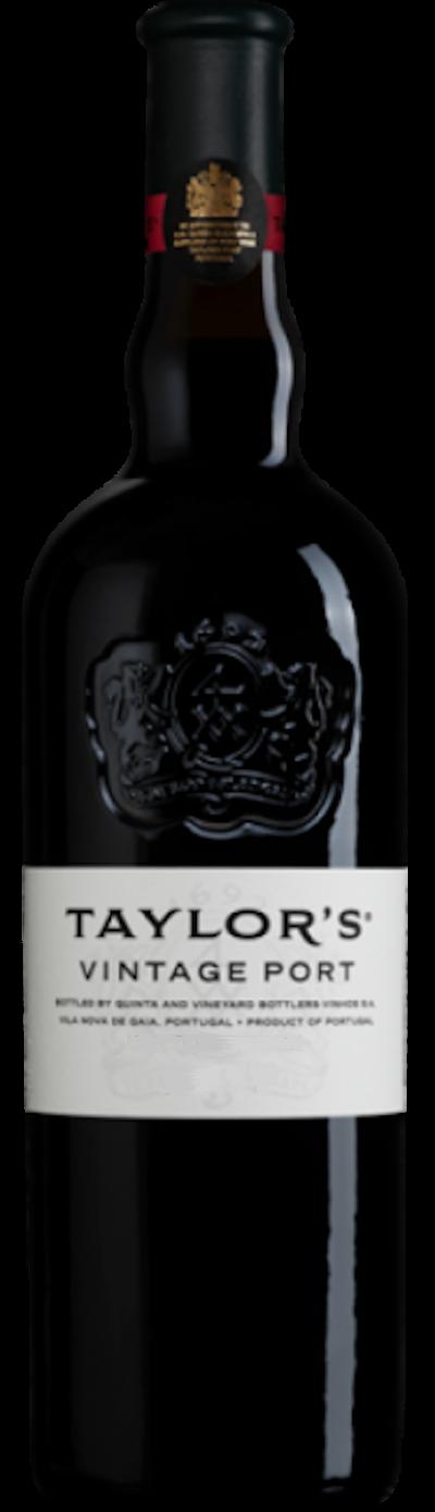 Taylor's - Vintage Port Halbflasche, 2017