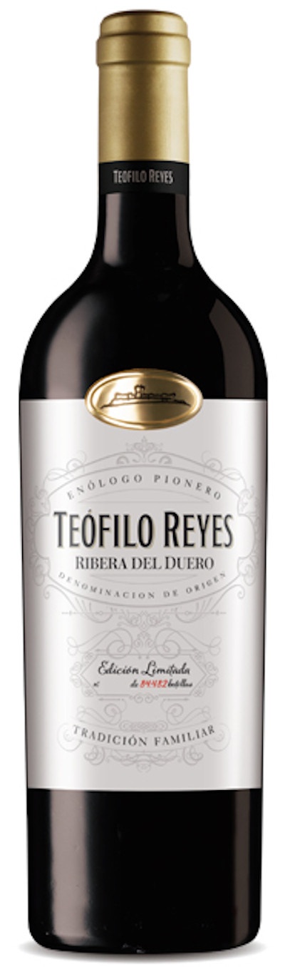 Teofilo Reyes - Crinaza Ribera del Duero DO