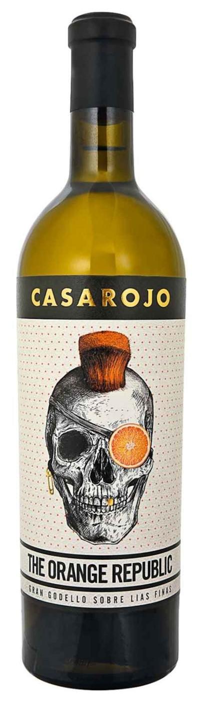 Casa Rojo - The Orange Republic Godello DO Valdeorras